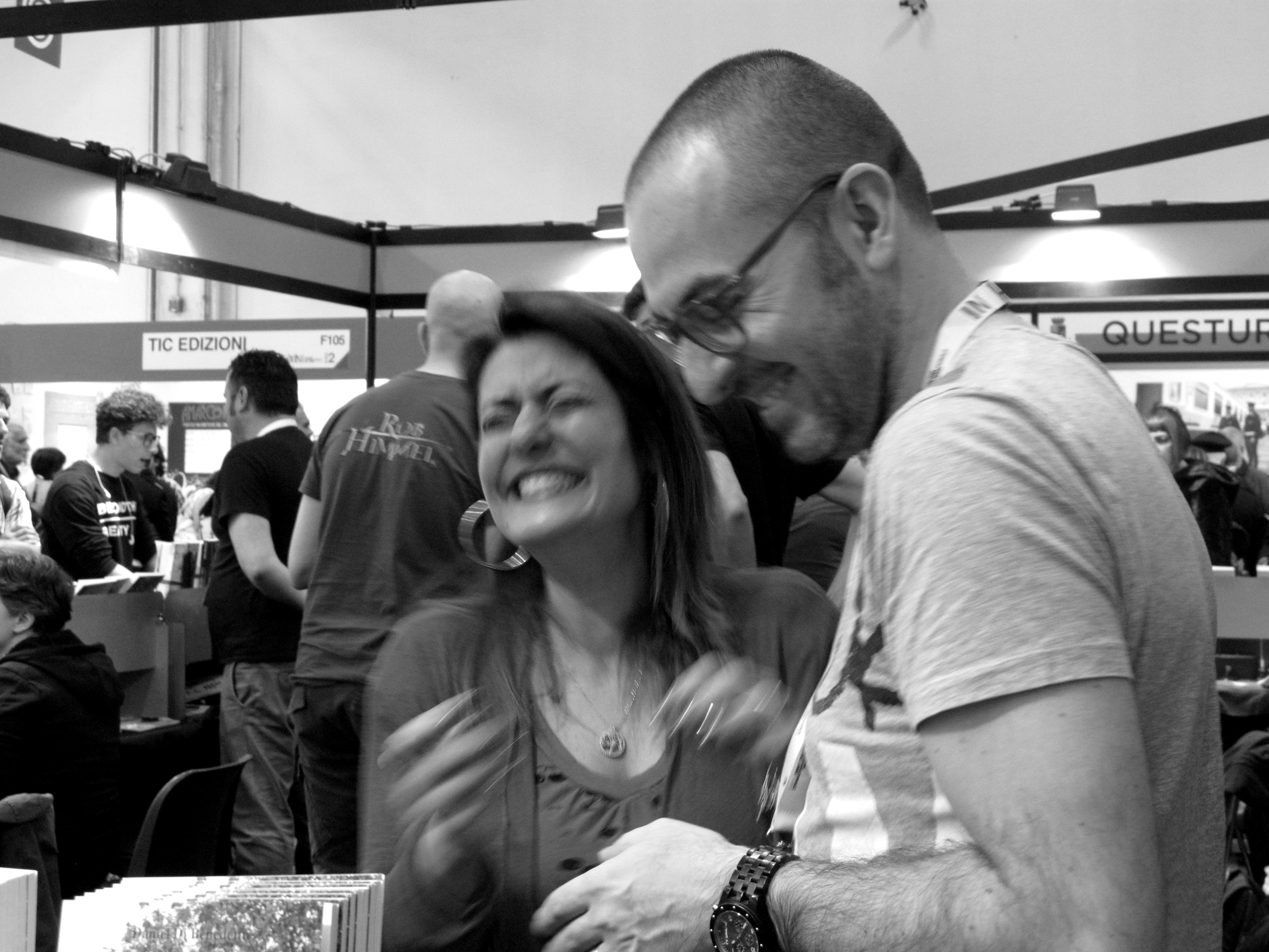 Daniela Ruggero e Daniel Di Benedetto