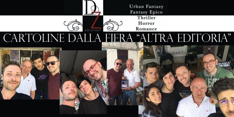 altra editoria dz edizioni dark zone fiera