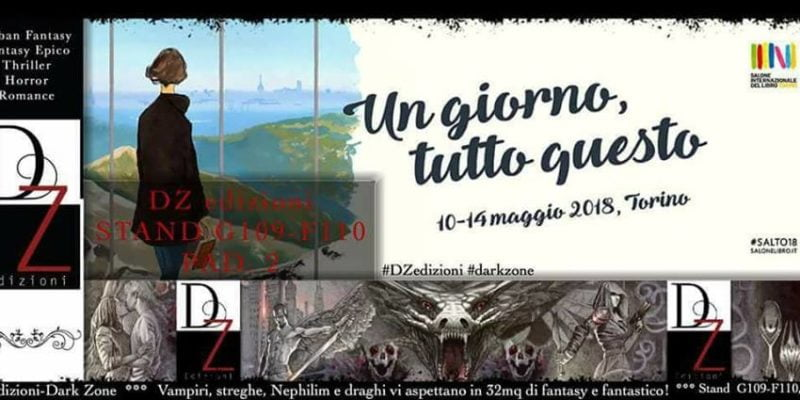 SalTo2018 fiera salone del libro dz edizioni
