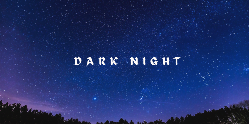 Dark Night - Le prime dirette