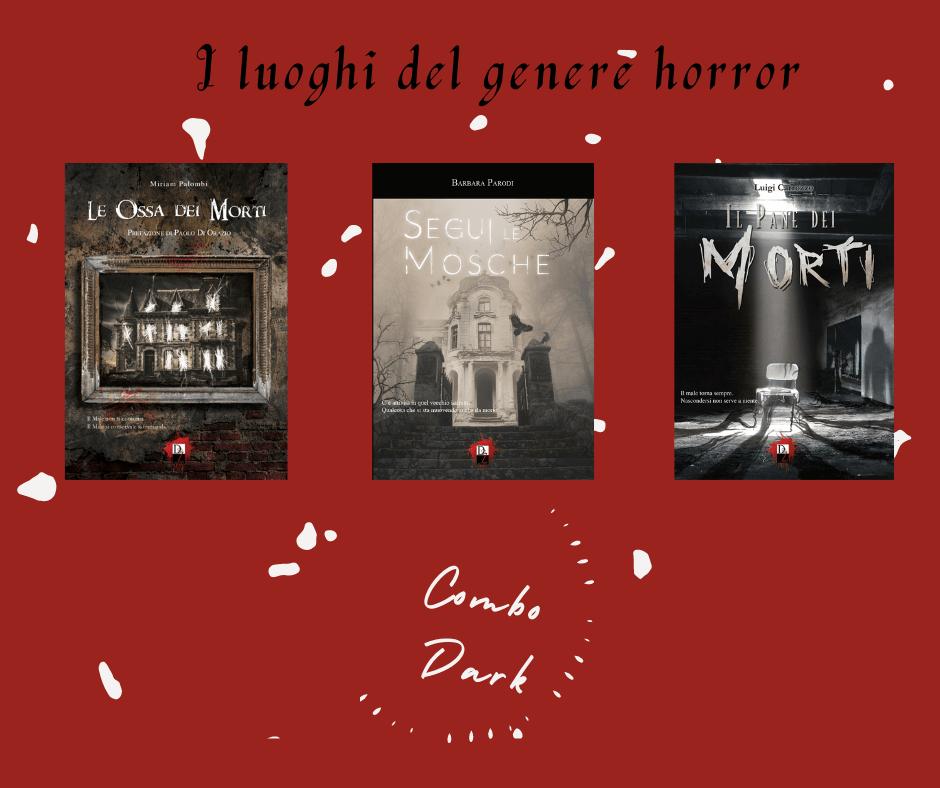 Combo Dark Horror